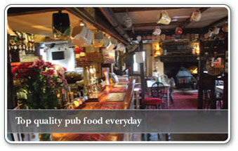 Top quality pub food everyday